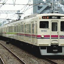 新宿線からの急行高尾山口行