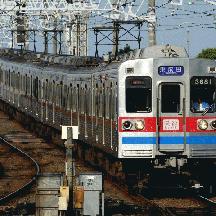 四直珍列車研究 12 - 平日 6A15
