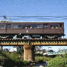 上毛電鉄 2007年秋 2 - 近代化遺産デハ101号