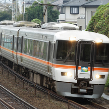 373系 臨時特急「日本GPごてんば」