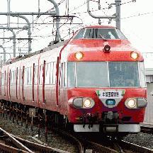パノラマカー三昧な名古屋 7 - 支線を中心に動くP4
