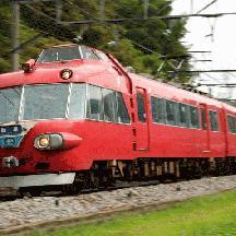 パノラマカー三昧な名古屋 6 - P6の本線運用!