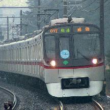 都営5300形「浅草線10.30ダイヤ改正」ヘッドマーク