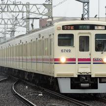 京王6000系 都営新宿線直通から撤退す