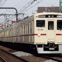 京王6000系 都営新宿線を快走 - 急行篇