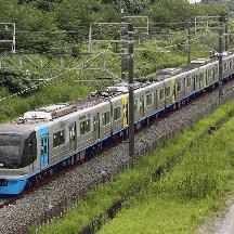 北総鉄道「夏休みほくそう電車教室」送迎電車