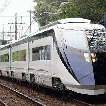 AE形新型「スカイライナー」 日中初の本線試運転を実施
