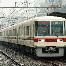 新京成車、京成千葉線内の試運転開始