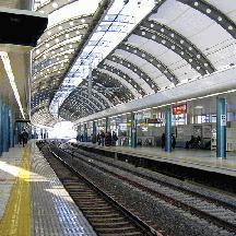 祝・船橋駅下り線高架化