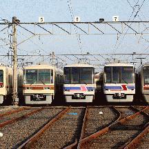 くぬぎ山車両基地 第16回「電車基地見学・展示会」開催