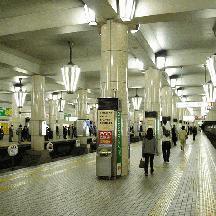 御堂筋線シャンデリアコレクション 4 - 天王寺駅
