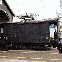静岡鉄道 2010年春 5 - 長沼のヌシ、デワ1