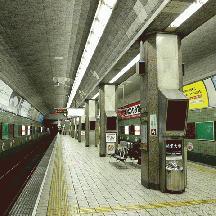 御堂筋線シャンデリアコレクション 5 - 本町駅