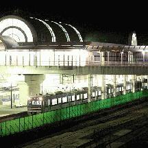 新京成N800形N828編成 くぬぎ山車両基地へ回送