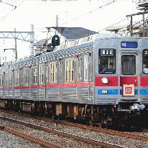 四直珍列車研究 1 - 平日 861