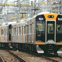 阪神西大阪線 2007年秋 2 - 暫定使用の新型1000系