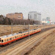 京成3300形3324編成