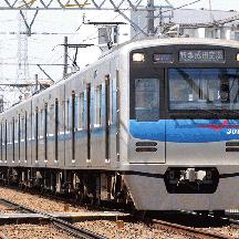 京成3050形 京成本線を走る