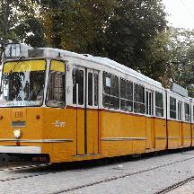 中央ヨーロッパ交通見聞録 1 - ブダペスト市電
