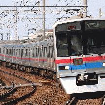 京成3700形 成田スカイアクセス線を走る