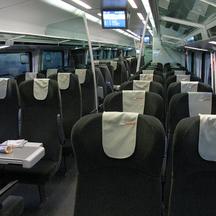 中央ヨーロッパ交通見聞録 2 - オーストリア鉄道 特急「Railjet」