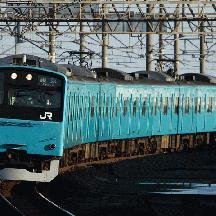 京葉線201系 引退へ