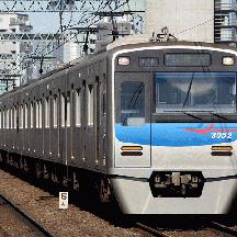 京急線の箱根駅伝対応(2012年)