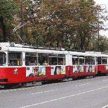 中央ヨーロッパ交通見聞録 3 - ウィーンの路面電車・バス