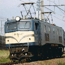 国鉄型車両を訪ねて 4 - EF58 157