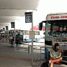 中央ヨーロッパ交通見聞録 6 - チェコ地方都市の路線バス