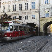 中央ヨーロッパ交通見聞録 7 - プラハ市電