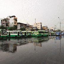 ベトナム ホーチミン・シティの路線バス事情- 路線篇