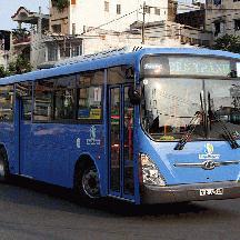 ベトナム ホーチミン・シティの路線バス事情- 乗車篇