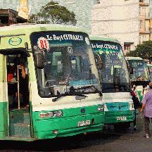 ベトナム ホーチミン・シティの路線バス事情- 車両篇 その1