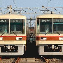 京成グループ 車両の動き(2012年度)