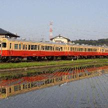 国鉄型車両を訪ねて 10 - 久留里線キハ35系