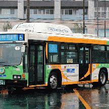 都営バス E370・E400・F463撮影会@深川自動車営業所