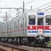 大手私鉄の看板車 8 - 京成3500形