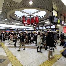 さようなら 東急東横線渋谷駅