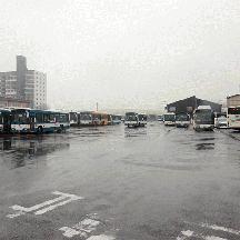 さようなら 京成バス花輪車庫