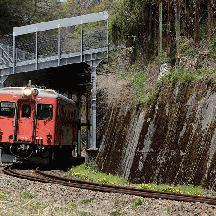 国鉄型車両を訪ねて 13 - 大糸線キハ52形 タラコ単行篇