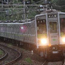 都営新宿線の8連運用 2 - 本八幡行