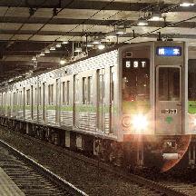 都営新宿線の8連運用 5 - 橋本行