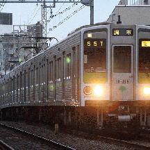 都営新宿線の8連運用 6 - 調布行