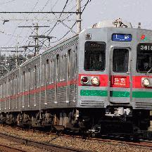 京成3600形3618編成 全検出場、京成カラーに復帰
