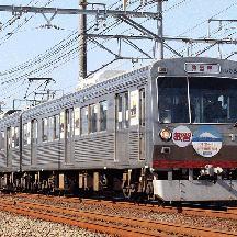 静岡鉄道 2013年秋 5 - 1005編成の教習車走る