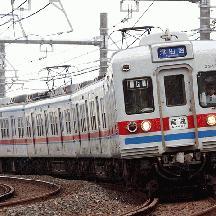京成グループ 車両の動き(2013年度)