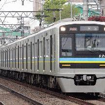 89N:9201編成 京成本線船橋方面に初入線