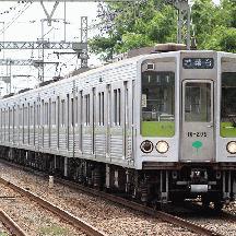 都営新宿線の8連運用 10 - 若葉台行