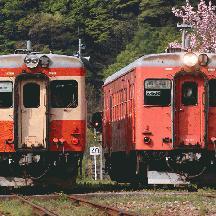 国鉄型車両を訪ねて 14 - 大糸線キハ52形 根知交換篇